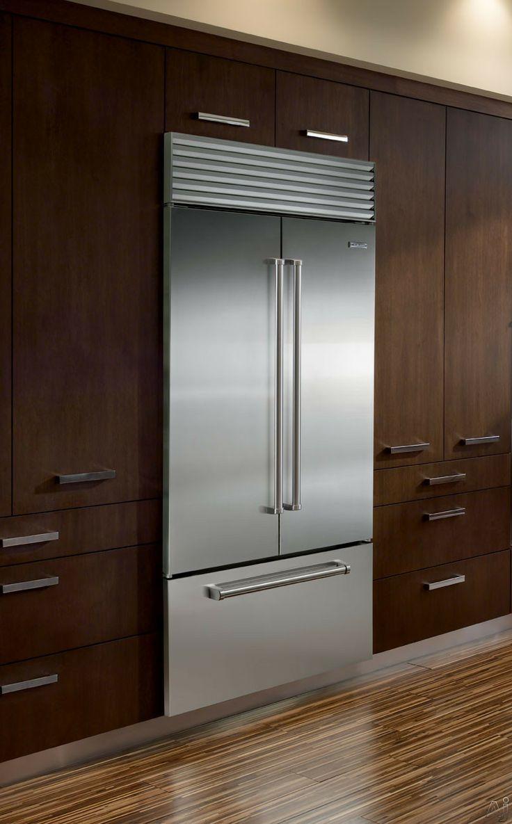 Sub Zero Bi36ufdo 36 Quot Built In French Door Refrigerator