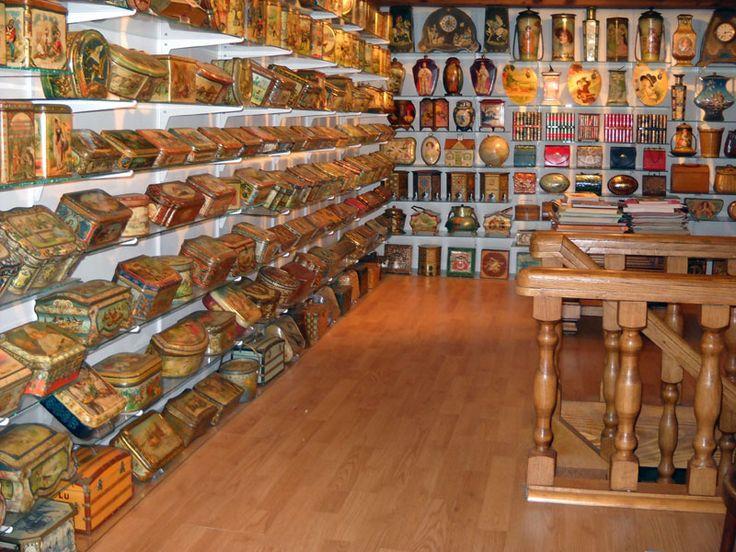 British Biscuit Tins - Collectors