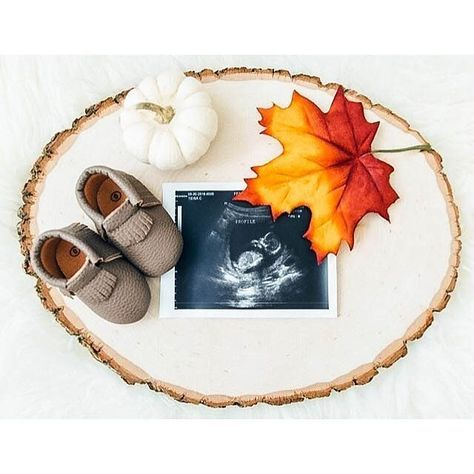 Sweet N Swag Moccs for a baby announcement!