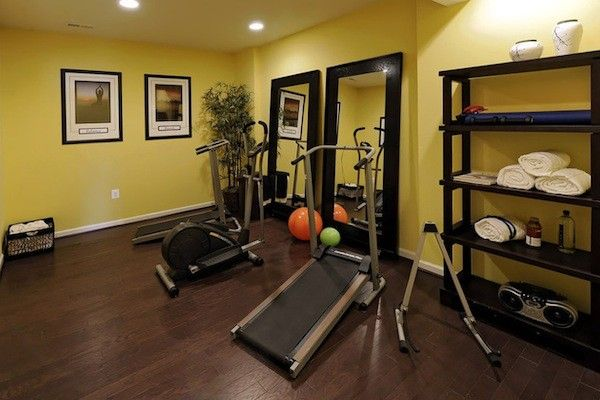 145 Best Home Gym Images On Pinterest Home Gyms