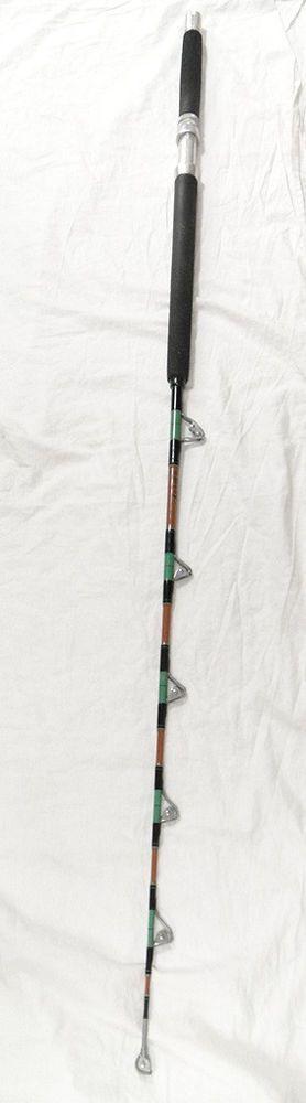 "Calstar West Coast Fishing Rod WC-BABY BOOMER-A/R 5'6"" Tuna Fish Big Game Pole #Calstar #fishing #rod #saltwater #fish #tuna 0210"