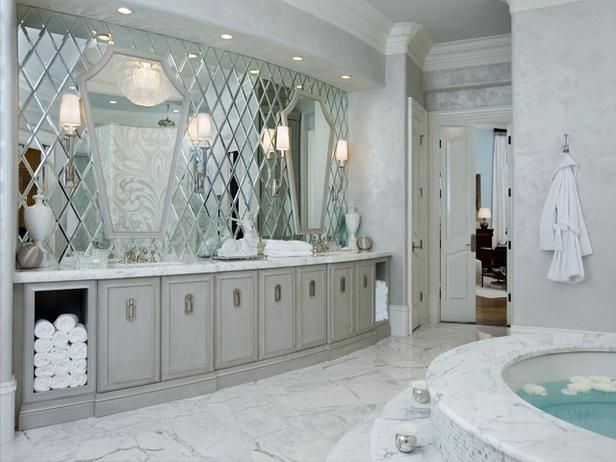 78 Best Images About Hgtv Bathrooms On Pinterest | Gardens