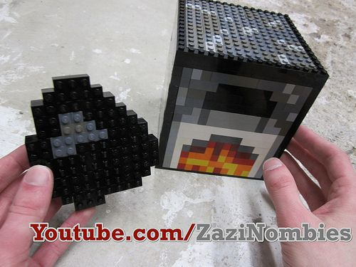 how to make minecraft furnace faster