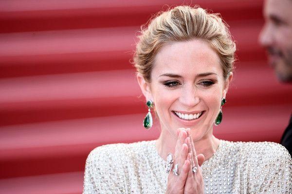 Emily Blunt Photos: 'Sicario' Premiere - The 68th Annual Cannes Film Festival