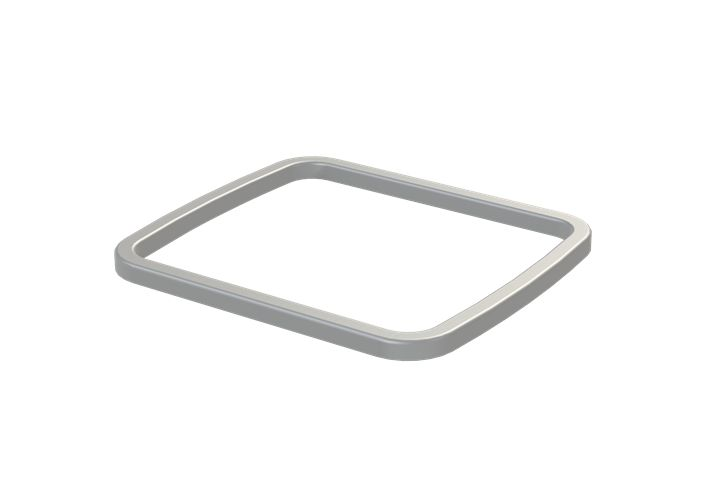 15/20L Replacement Liner Holder - Ghost Grey.