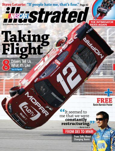 NASCAR Illustrated Magazine: Celebrating the « Library User Group