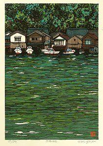 Katsuyuki Nishijima Prints - artelino