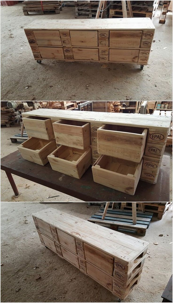 There is no such media table or the simple table in your house that would not demand to add the texture of wood pallet in it. Any table or the storage box can come up with the ideal results only when they are manufactured with the durable use of the wood pallet in it.