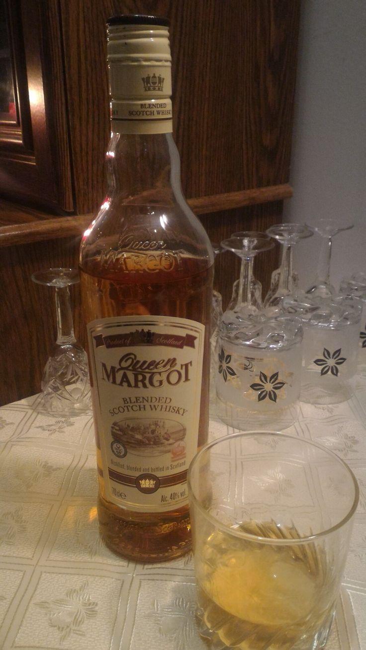 Queen Margot, Blended Scotch Whisky, Scotland.