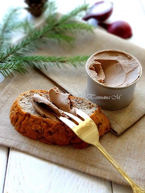Самый простой и нежный печеночный паштет. Простые домашние рецепты в кулинарном блоге Татьяны М.