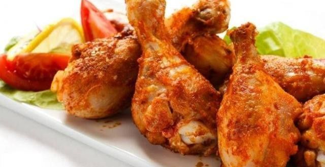 Baharatlı+Tavuk