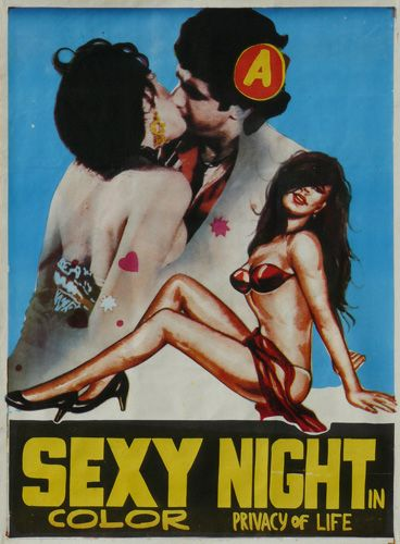 Poster India / Sexy night / http://www.posters-india.com/cinema_38_50-a-80-euros_sexy-night__cine241.html