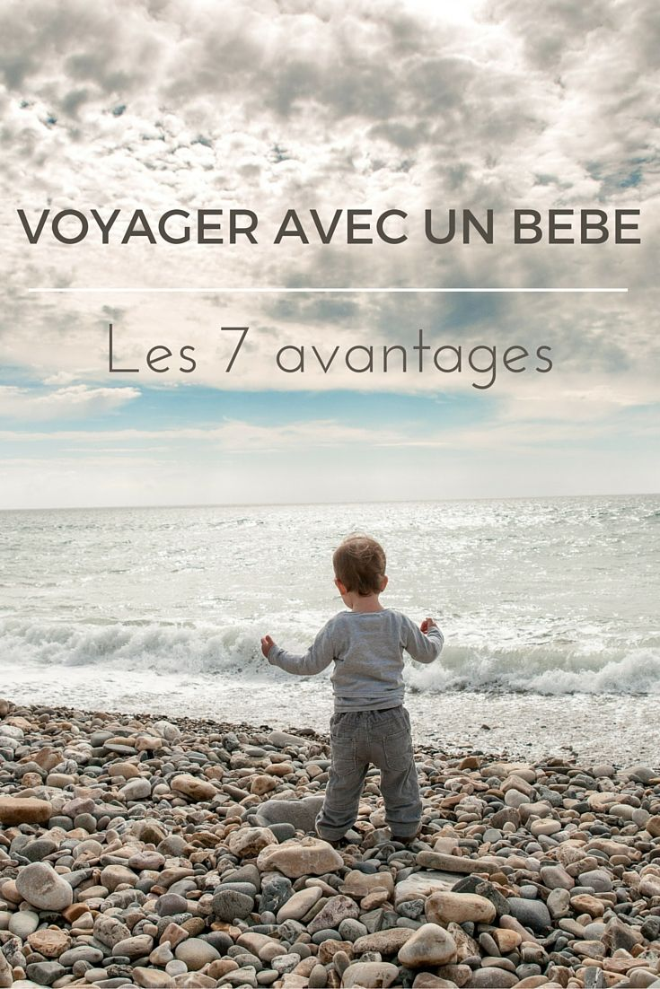 Et si voyager avec un bébé ou un enfant n'était pas qu'un inconvénient ? Notre expérience avec notre fils nous a bien prouvé qu'il y a des avantages à voyager en famille. Voici les 7 avantages que nous avons déjà identifié.