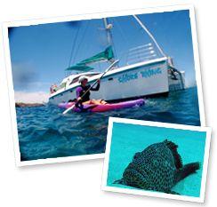 Sail Ningaloo - Activities On Board