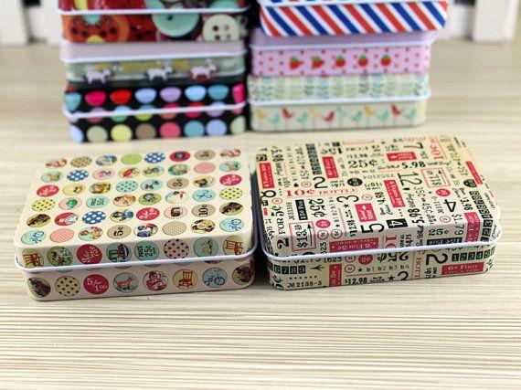 Barattoli di regalo scatola  Storage Box  Box da cucire di mieryaw