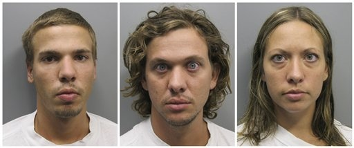 Really, these good looking people are criminals? Shocking!