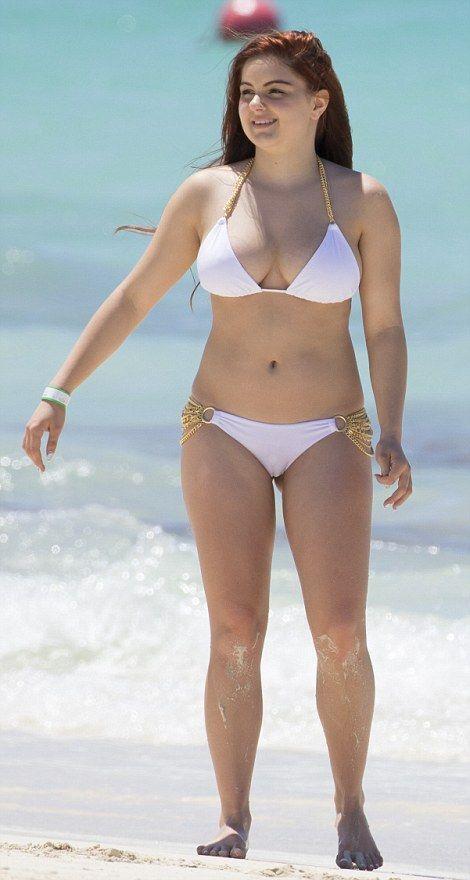 real ariel nude on beach
