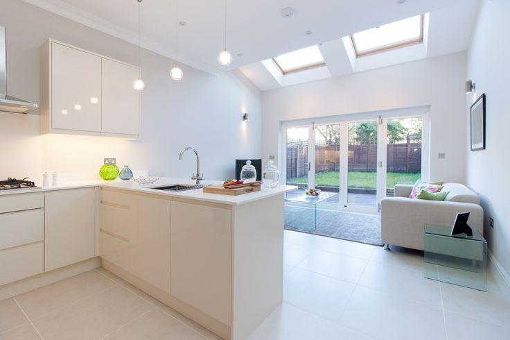 #modern #kitchen #design #interior #skylight #astonrowe