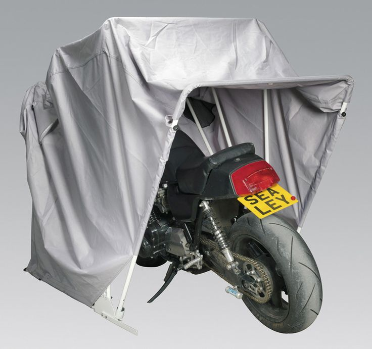 Portable Motorcycle Enclosures : Best images about motorcycle shelter on pinterest