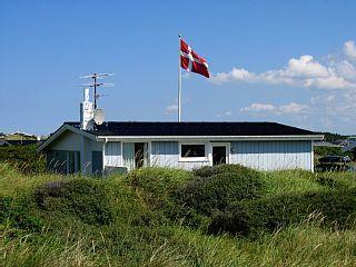 in der Løkken: 3 Schlafzimmer, für bis zu 6 Personen. Ausgezeichnete Lage 100 Meter vom Strand in Løkken   FeWo-direkt