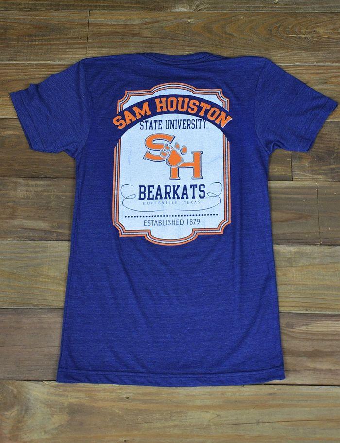 Sam Houston State University Shirts