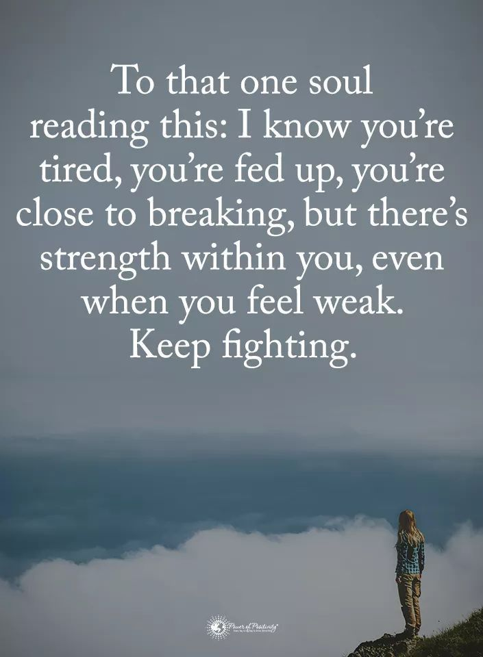 Keep Fighting Peace Faith Love Word Motivational Quotes