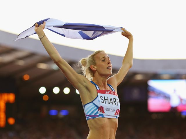Lynsey Sharp relieved to reach women's 800m final in Rio de Janeiro