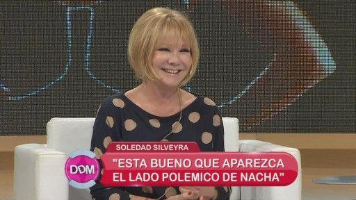 Soledad Silveyra Gran Actriz argentina