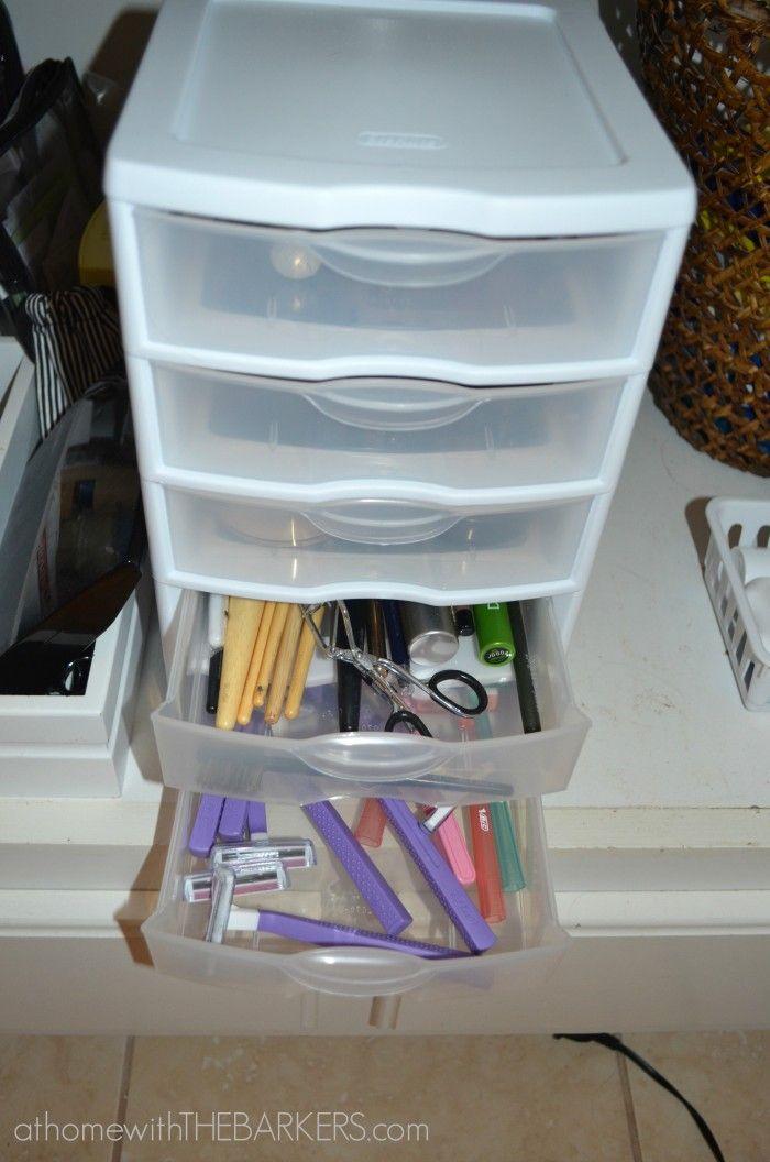 best 25 under bathroom sink storage ideas on pinterest. Black Bedroom Furniture Sets. Home Design Ideas