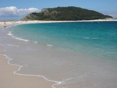 Rodas. Islas Cíes