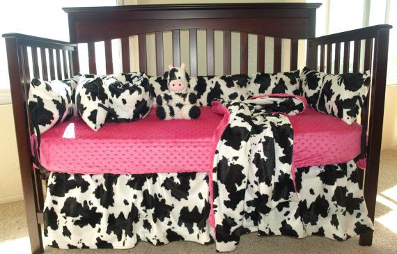 Cowboy Baby Bedding Set Western Style with choice of 18 sheet
