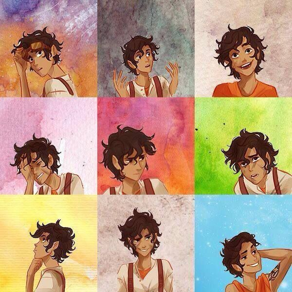 Leo Valdez X Reader Drabbles On Hold! - Tickle fights - Page 1 - Wattpad