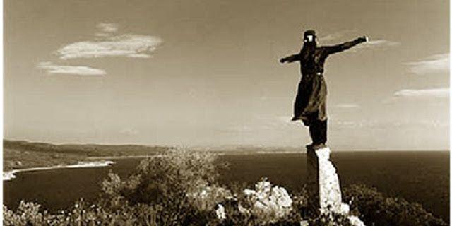 ΚΡΗΤΗ-channel: O καλόγερος που δεν πάταγε στη γη… (Συγκλονιστικό)...