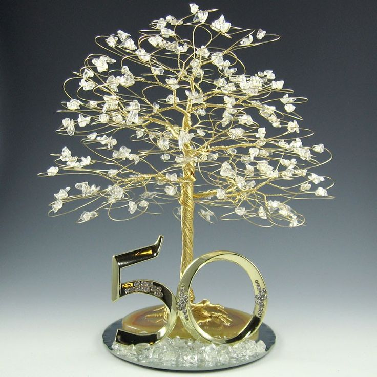 17 Best ideas about 50th Anniversary Centerpieces on Pinterest