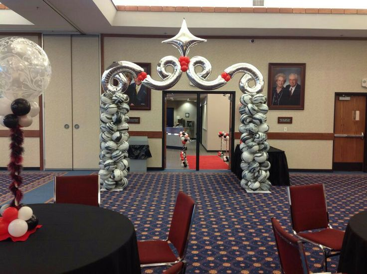 10 Best Images About Balloon Arches Decoration On