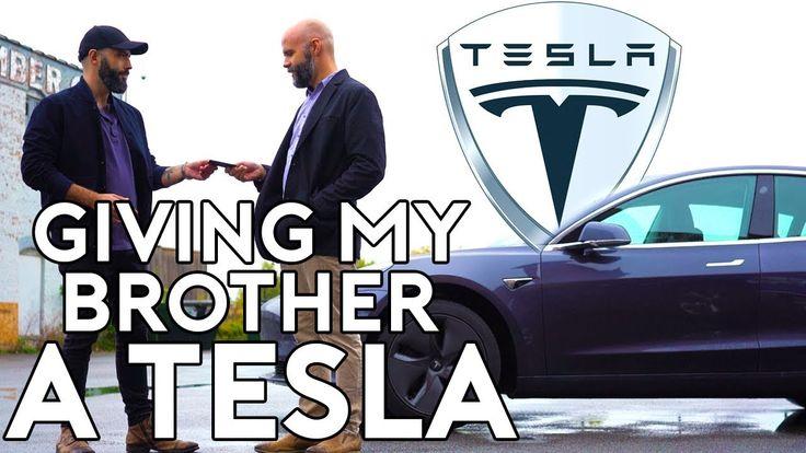 Ich habe meinen Bruder mit einem Tesla überrascht Mit Babish zusammen sein   – Inspiration s