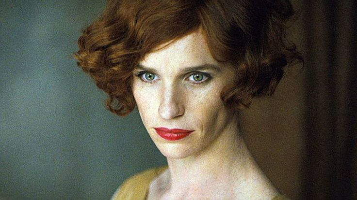 Así se verá Eddie Redmayne como mujer transgénero