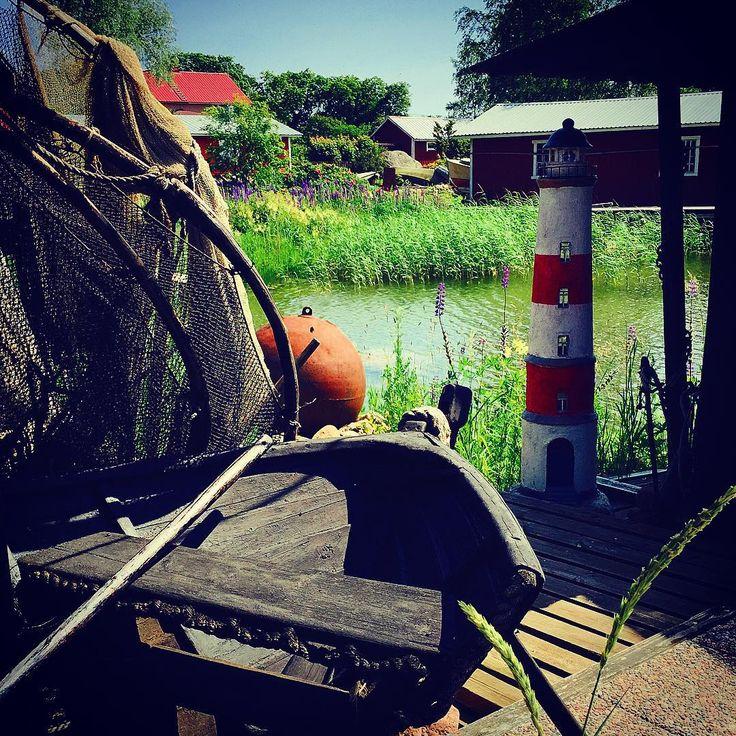 #saaristolaiselämää 😊 #summer #suomenlahti #kaunissaari #loma