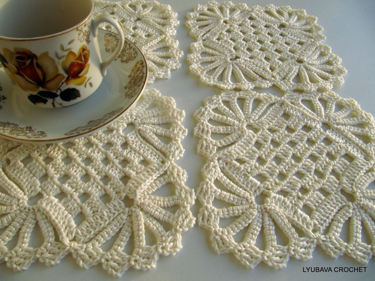 17 best images about crochet patterns coasters on pinterest shabby chic decor crochet. Black Bedroom Furniture Sets. Home Design Ideas