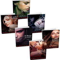 Kit Livros - Coleção Academia de Vampiros (6 Volumes)