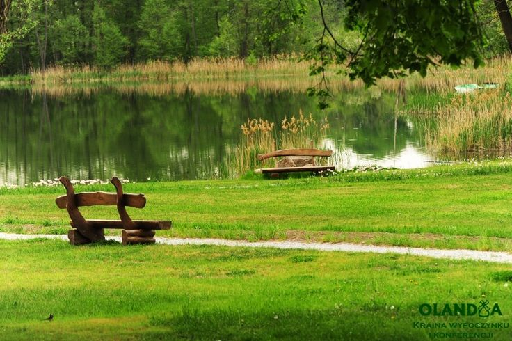 green park at the lake / Olandia / hotel / restaurant/ relax / spa