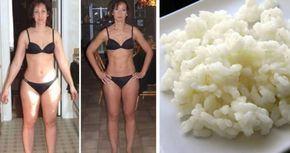 Dieta del riso-menù settimanale