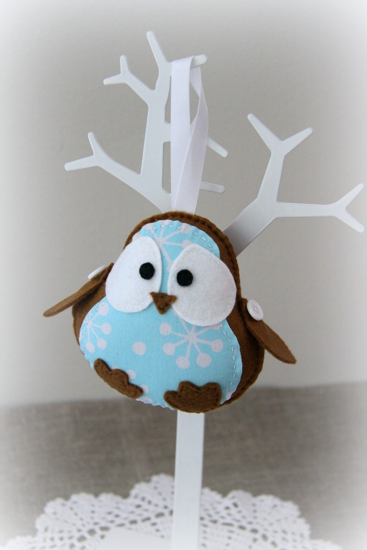 Cute Owls by Plushka's craft: #mycreativespace