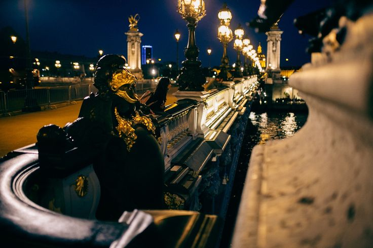 """I just posted """"Port Alexandre III"""" to Exposure"""