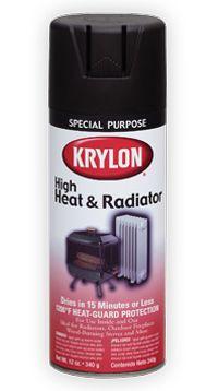 High Heat & Radiator Paints