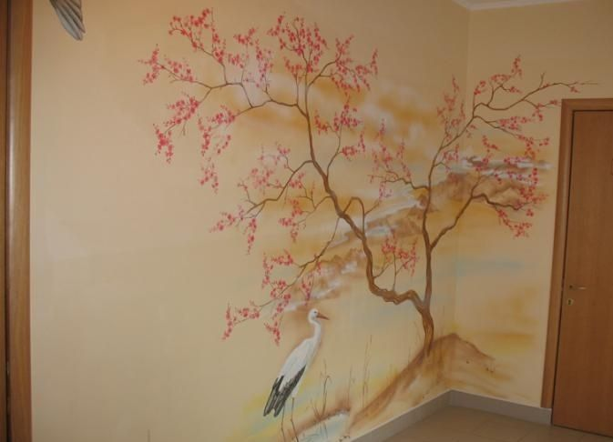 Барельеф на стене2
