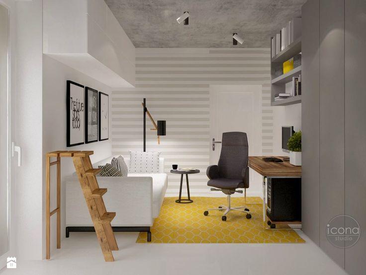 Zdjęcie: Gabinet styl Nowoczesny - Gabinet - Styl Nowoczesny - Icona Studio