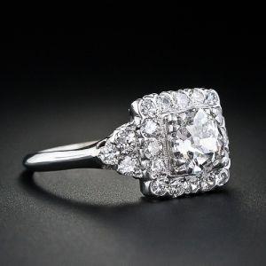 Vintage 1930's Engagement Ring. So amazingly beautiful!!