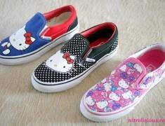 Hello Kitty Vans 2012