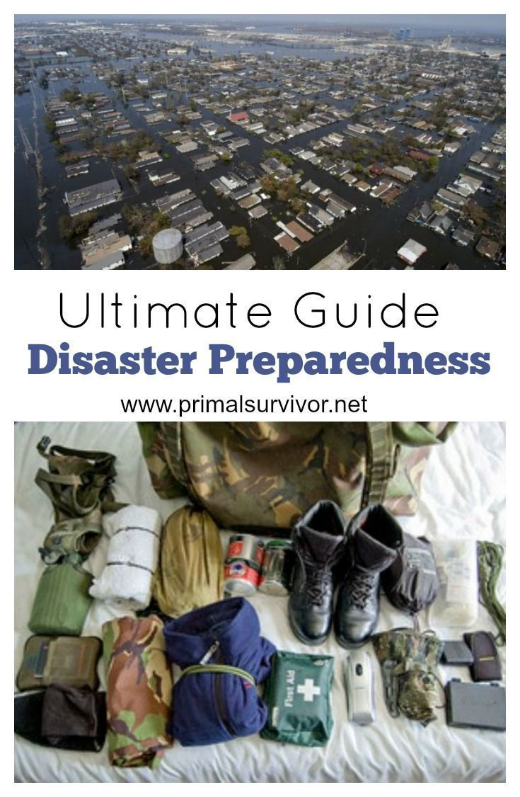The Ultimate Disaster Preparedness Guide: A 6-Step Plan for Readiness